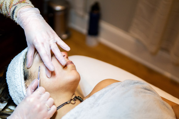 Dermaplaning Facial Exfoliation Chattanooga Spa